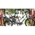 Vélo longtail électrique Creme Happy Wagon