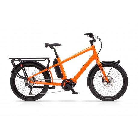 Velo cargo electrique Benno Bikes