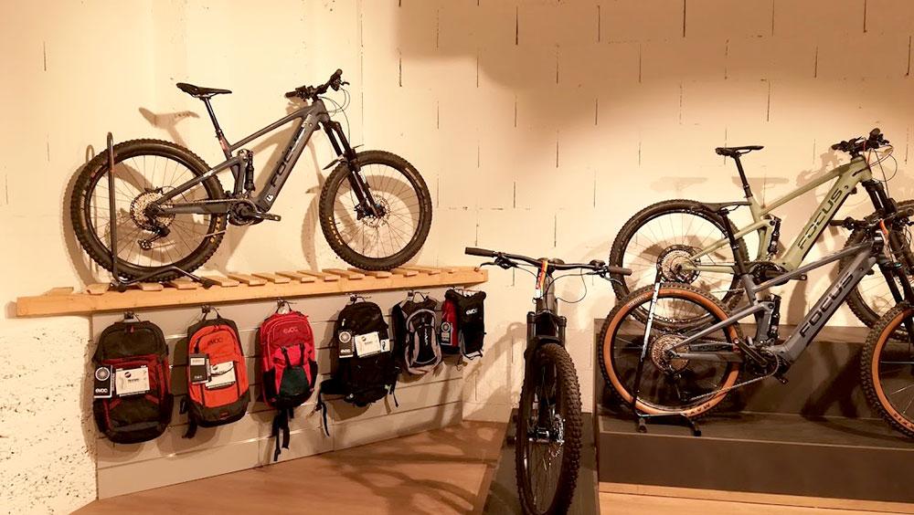 Magasin Vélonaute de Craponne